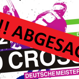 ABGESAGT:     Motocross DM am 22. März 2020